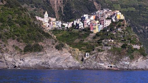 Holidays rent Cinque Terre Italy
